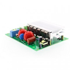 Электронный регулятор скорости оборотов вентилятора Modbus