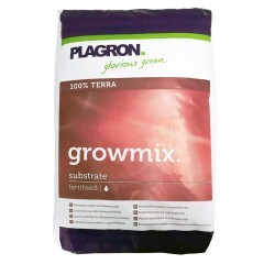 Субстрат торфяной Plagron Growmix 50L