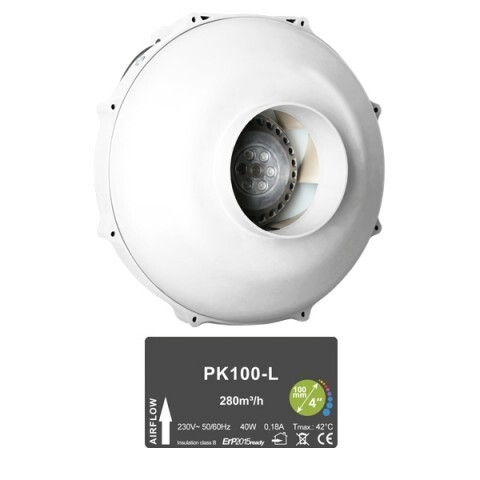 Вентилятор Prima Klima 100-L