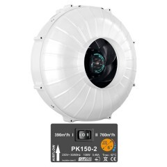 Вентилятор Prima Klima 150-2 скорости
