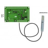 Датчик температуры и влажности DHT22 с интерфейсом RS485 Modbus